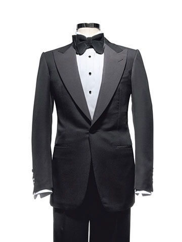 40 by 40 � retake the driver�s license photo in a tux
