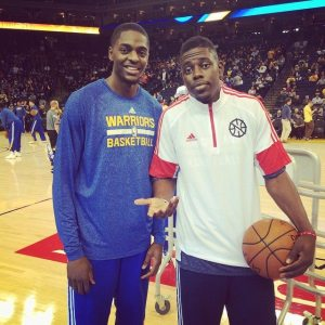 (photo from Jrue Holiday's Facebook page)